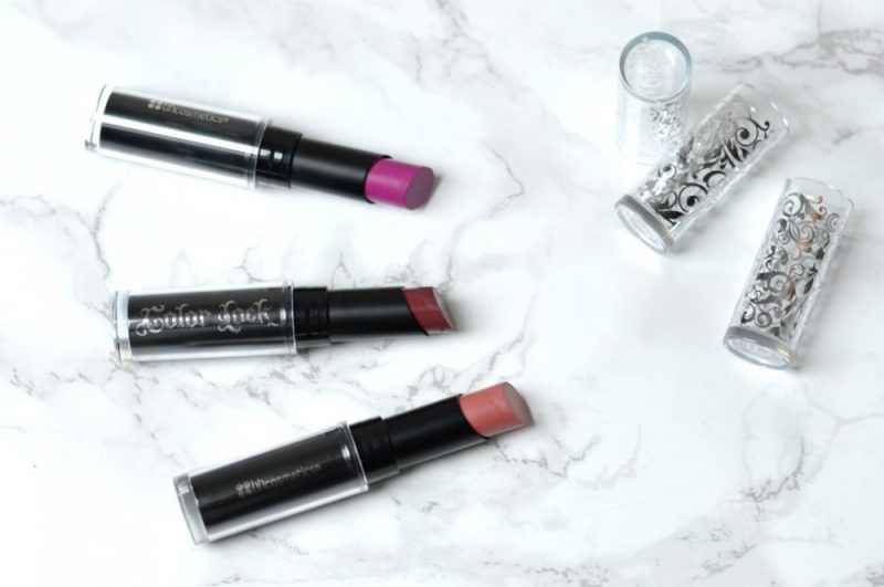 Bh's Cosmetics Color Lock Long Lasting Matte Lipsticks review