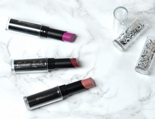 Review | Bh's Cosmetics Color Lock Long Lasting Matte Lipsticks