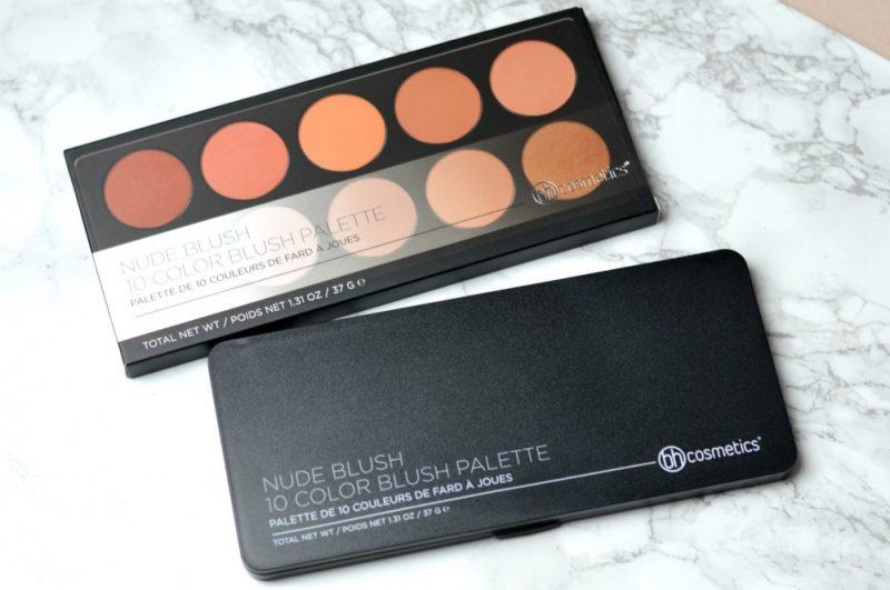 Bh's Cosmetics Nude Blush Palette