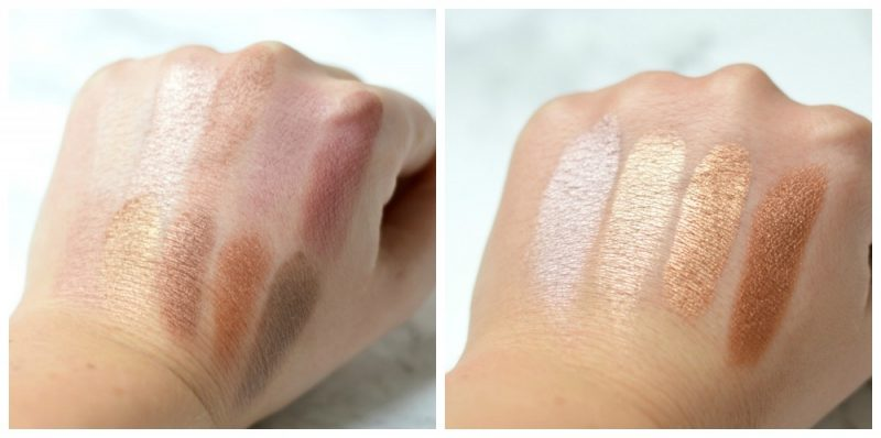 Bh's Cosmetics Carli Bybel Palette swatches