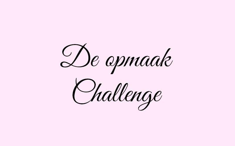 De opmaak challenge