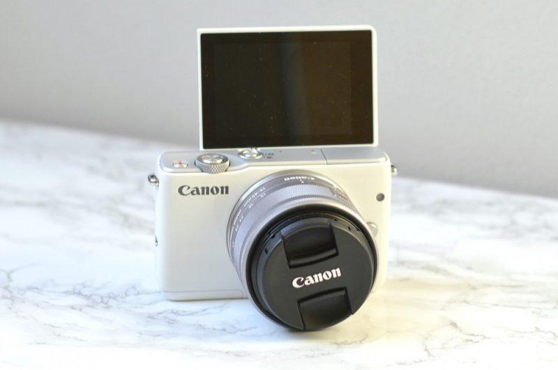 Blogger Vlog Camera Canon Eos M10 Review En Ervaring