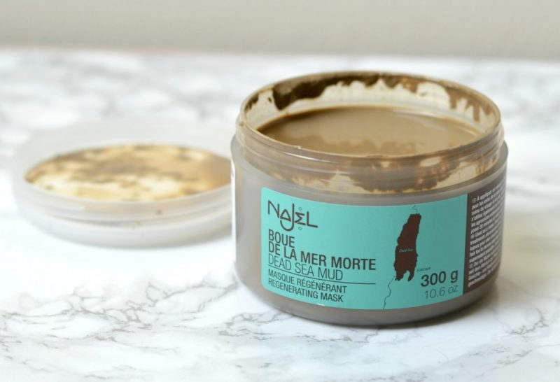 Review Najel dead sea mud mask