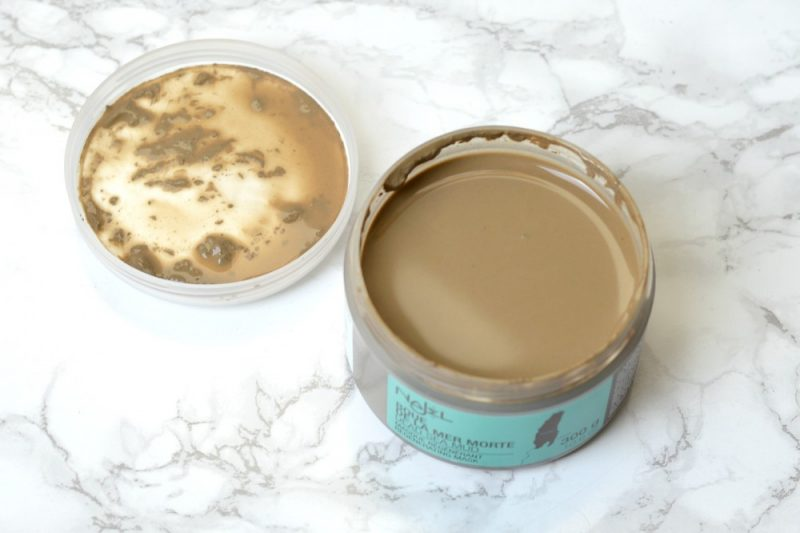 Najel dead sea mud mask review