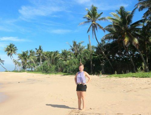 3 x wat ik doe sinds ik terug ben van Sri Lanka & I love it!