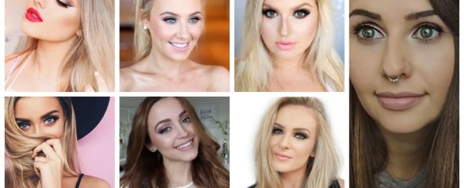 Inspirerende beauty youtubers
