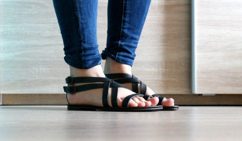Fair fashion sandaaltjes
