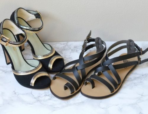 Vegan fair fashion schoenen: eerste fair fashion items!