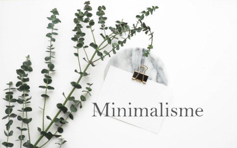 De voordelen van minimalisme