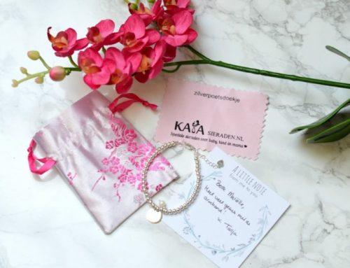 Armband met een eerlijk tintje | Kaya sieraden