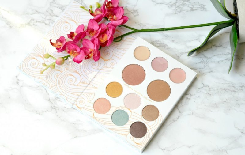 Pacifica solar eyeshadow palette