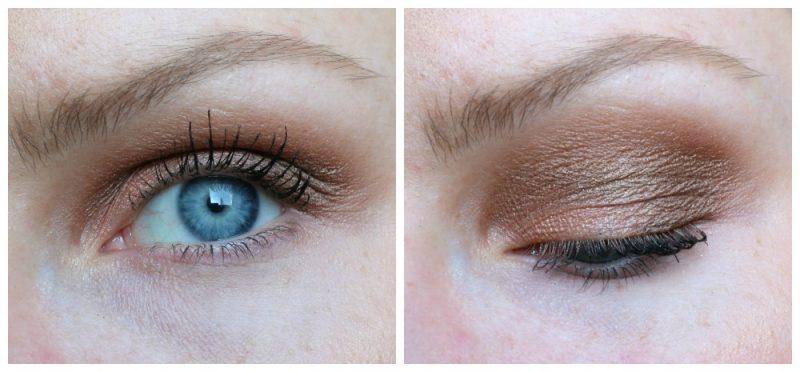 Pacifica solar palette eye look