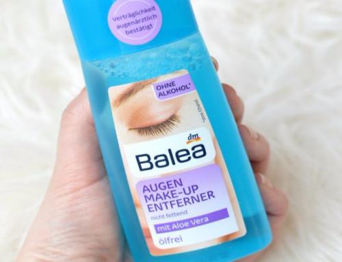 Balea oog make-up remover | dierproefvrij en vegan!