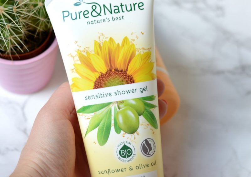 Kruidvat pure & nature sunflower olive oil review