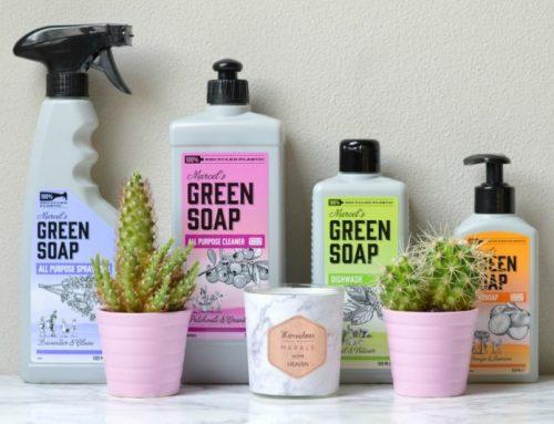 Marcel's Green Soap review | Natuurlijk, dierproefvrij en vegan poetsen!