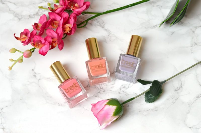Review Treat Collection nagellak