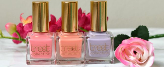 Treat Collection nagellak review