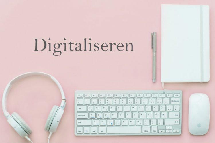 Spullen digitaliseren