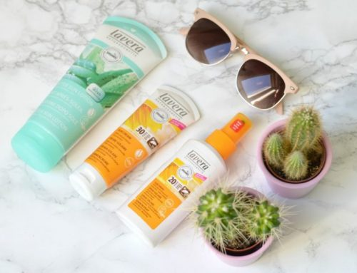 Review | Lavera zonnebrand & after sun