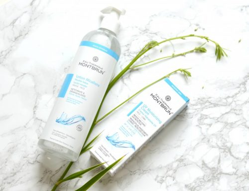 Review | Montbrun gezichtsverzorging | Thermaal water