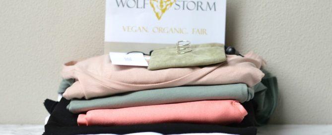 Wolf & Storm shoplog