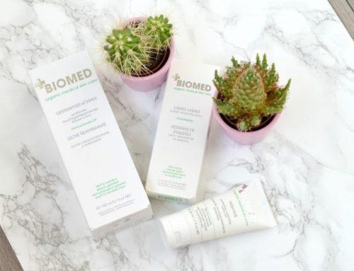 Review | Biomed body lash serum, hand cream & body firmer