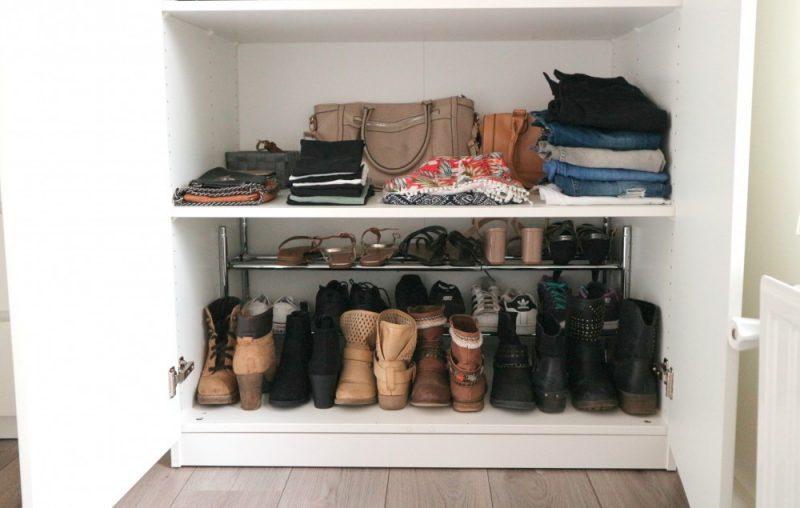 Capsule closet
