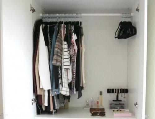 Wat is een Capsule wardrobe? Je persoonlijke stijl vinden & minimaliseren!