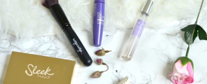 Catrice all round mascara review