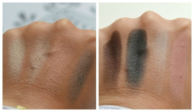 Essence get picture ready swatches