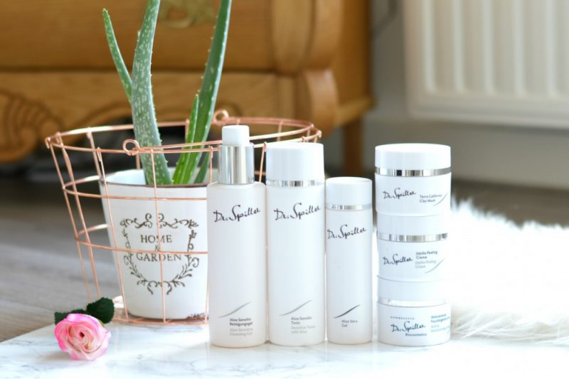 Dr. Spiller skincare review