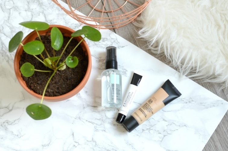 The Body Shop make-up review