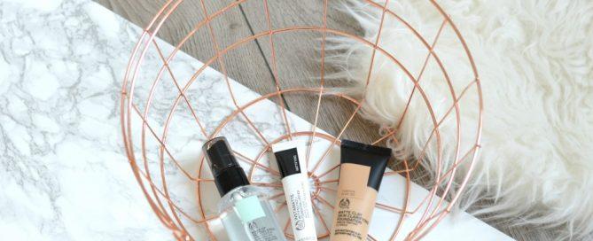 The Body Shop vegan make-up