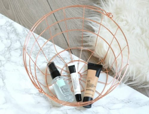 Review | The Body Shop vegan make-up