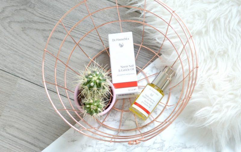 Dr. Hauschka nagelolie review