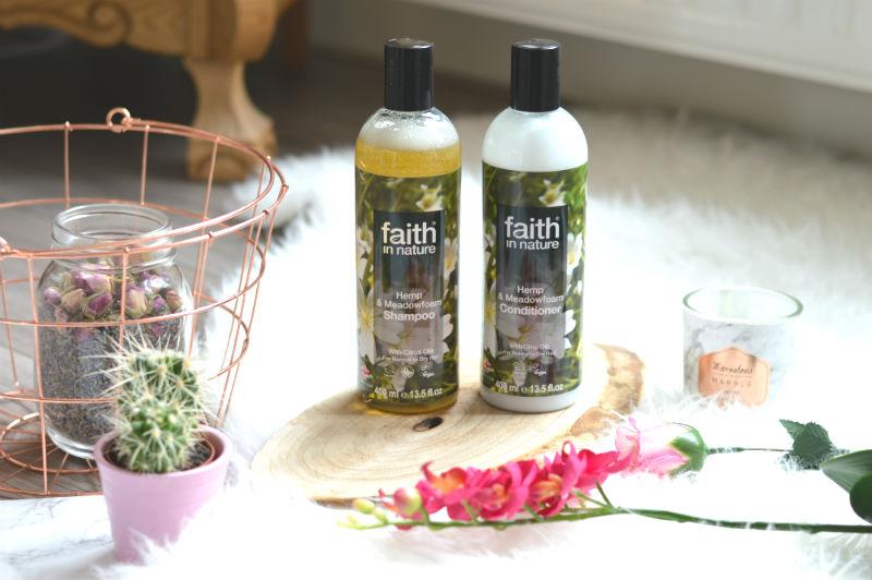 Faith in Nature haarverzorging ervaringen