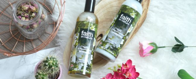 Faith in Nature shampoo en conditioner
