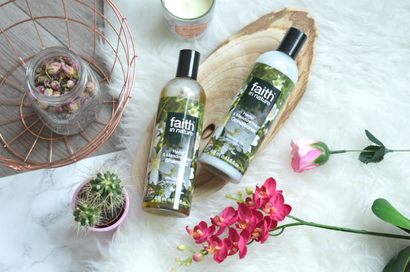 Faith in Nature shampoo en conditioner review