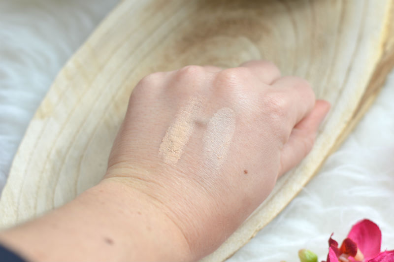 Inika foundation en concealer review