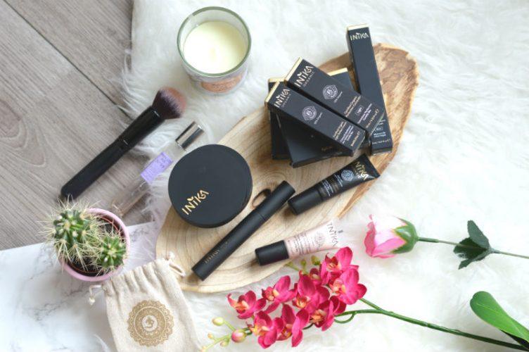 Inika make-up review