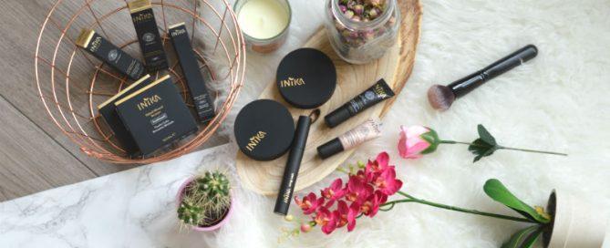Review Inika make-up