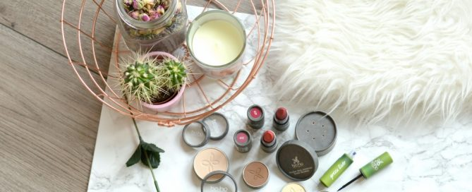 Review Boho make-up