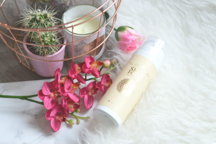 The Ohm Collection Skin Food body lotion review