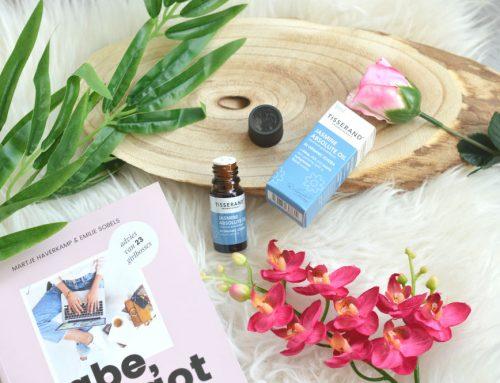 Tisserand parfum jasmijn & jojoba | Natuurlijke & vegan parfum!