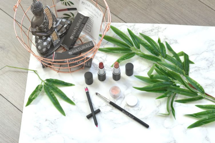 Review Au Natural make-up
