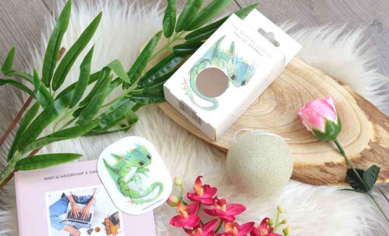 The Korean Konjac facial sponge