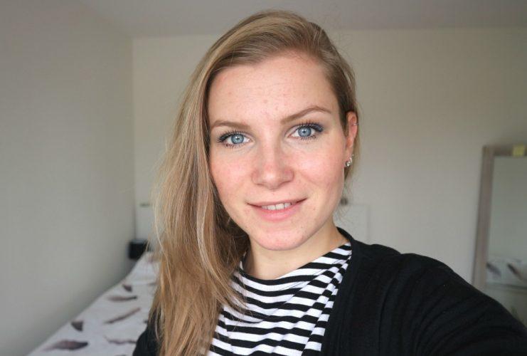 Veg-up make-up look
