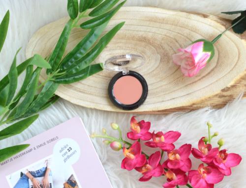 Avril blush roze perzik | De mooiste natuurlijke & vegan blush ever!