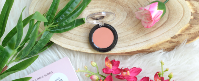 Vegan blush