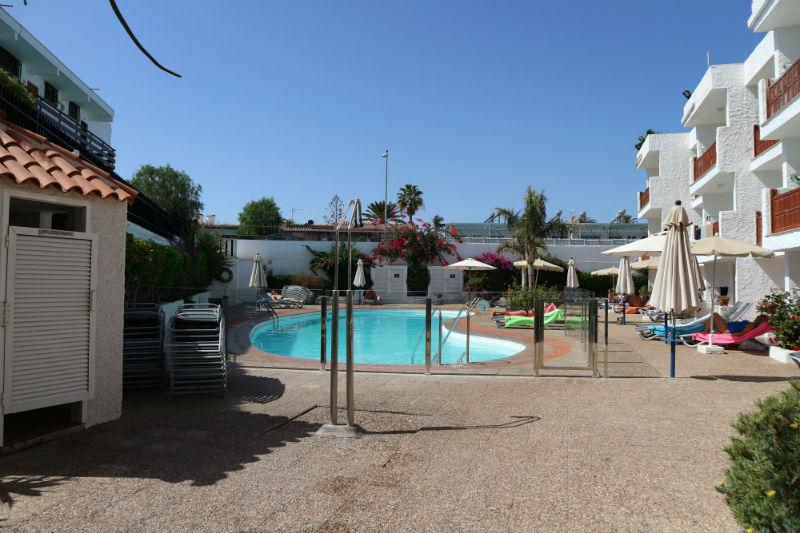 Dunasol appartement Gran Canaria